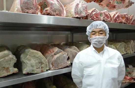 赤身肉がおいしくなる魔法のドライエージング熟成肉