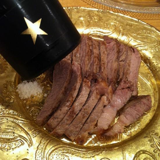 田井中さんが育てた近江牛熟成肉は最高に旨い!