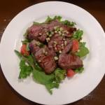 サルティンボッカで近江牛と熟成肉の食べ比べが予約できます