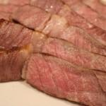 熟成期間が長い肉はオーブンでじっくりがオススメです