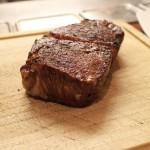 近江牛熟成肉、本日解禁です