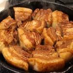 ケンボロー・ホエー豚のバラで作る角煮