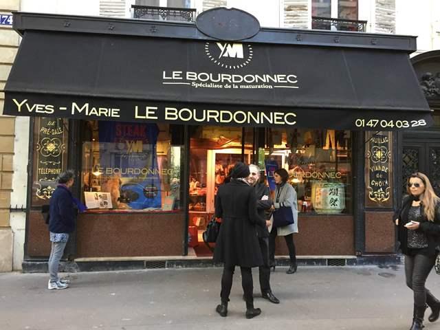 パリのBoucherie、まずはHugo Desnoyerへ