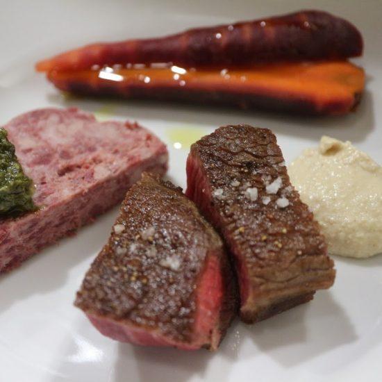 目利きとは、肉屋の仕事とは。
