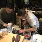 徳山鮓でブラウンスイス牛を食べる至福の時間