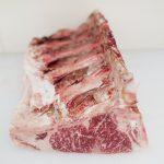 シェフの好みに合わせた牛肉